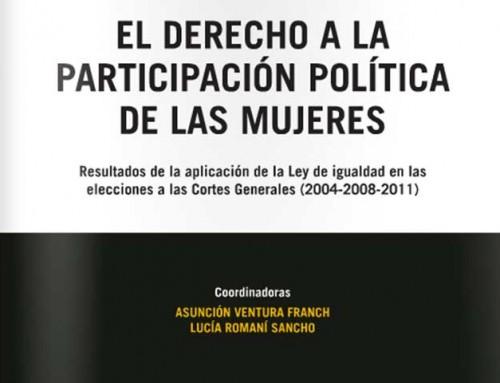 El Derecho a la Participación Política de las Mujeres