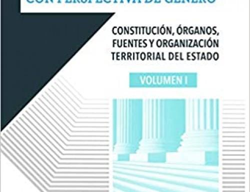 Primer Manual de Derecho Constitucional desde la perspectiva de género